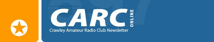 Crawley Amateur Radio Club Newsletter