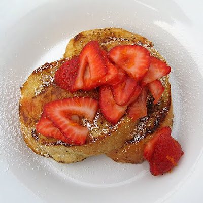Pain Perdu (a.k.a. french toast) | Real Mom Kitchen