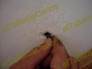 Eltallerdecarlos tacos mal fijados en pared poner - Mejores tacos para pladur ...