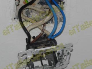 Poner enchufes e interruptores conexiones para enchufes - Enchufes e interruptores ...