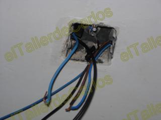 Eltallerdecarlos meter cables de la luz por tubos - Electricista las rozas ...