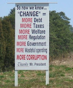 Sign POSTED on Hwy 61,Hutchinson, Kansas. 2010