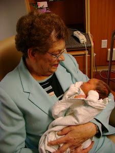 Grandma Jane with Matthew