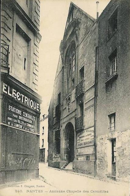Cin fa ades cin matographe nantes 44 - Cinema porte de la chapelle ...