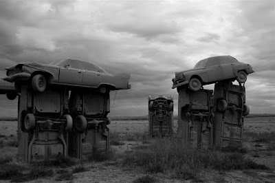 car henge