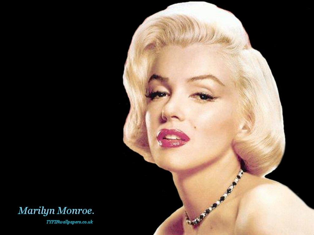 foto biografia marilin monroe:
