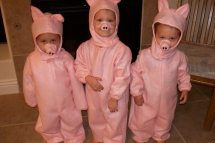 Or The Three Little Pigs.  sc 1 st  Fab & Fab: Halloween Costume Ideas!
