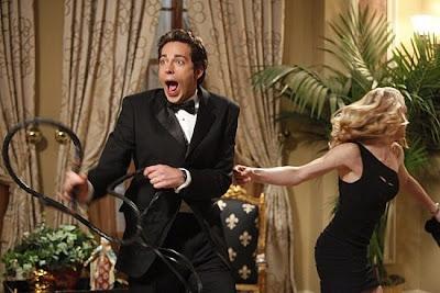 Chuck challenge:Chuck vs the honeymooners