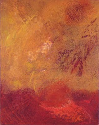Connie Kleinjans abstract paintings