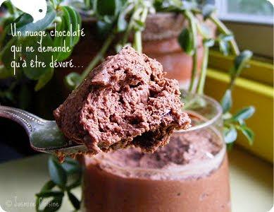 Mousse au chocolat de pierre herm jasmine cuisine for Mousse au chocolat pierre herme