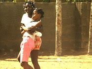 La forza dell'abbraccio