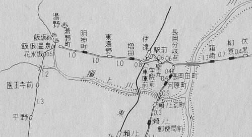 地方私鉄 1960年代の回想: 福島...