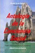 ANTOLOGIA DE LA CONCIENCIA SOCIAL 2010
