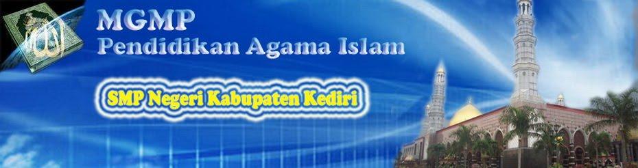 mgmp pai kabupaten kediri materi