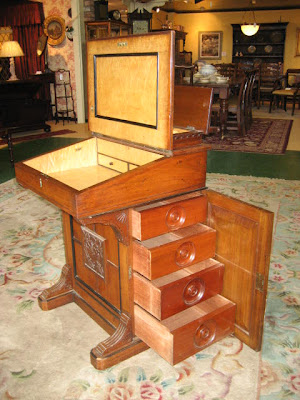 late victorian writing desk