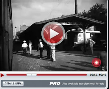 1948 Video, Dewey for President Warrensburg Train Stop
