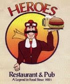Heroes Restaurant and Pub