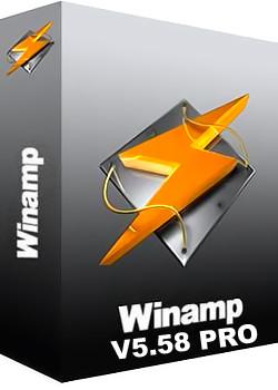 Download Winamp Pro v5.58