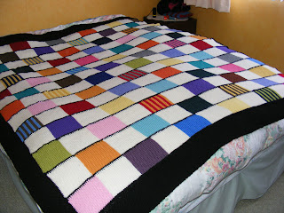 Peggy Square Knitting Patterns : SoonArmy: Blankets and Blankets