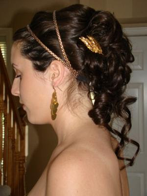 greek goddess hairstyle. Greek Goddess Hairstyles
