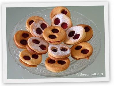 Kocie oczka - pyszne ciasteczka na Dzień Dziecka