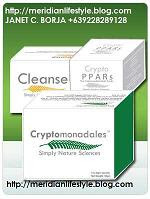 CLEANSE, CRYPTOMONADALES, PPARs