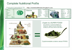 CRYPTOMONADALES NUTRITIONAL PROFILE