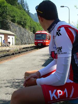 Rémy et le train