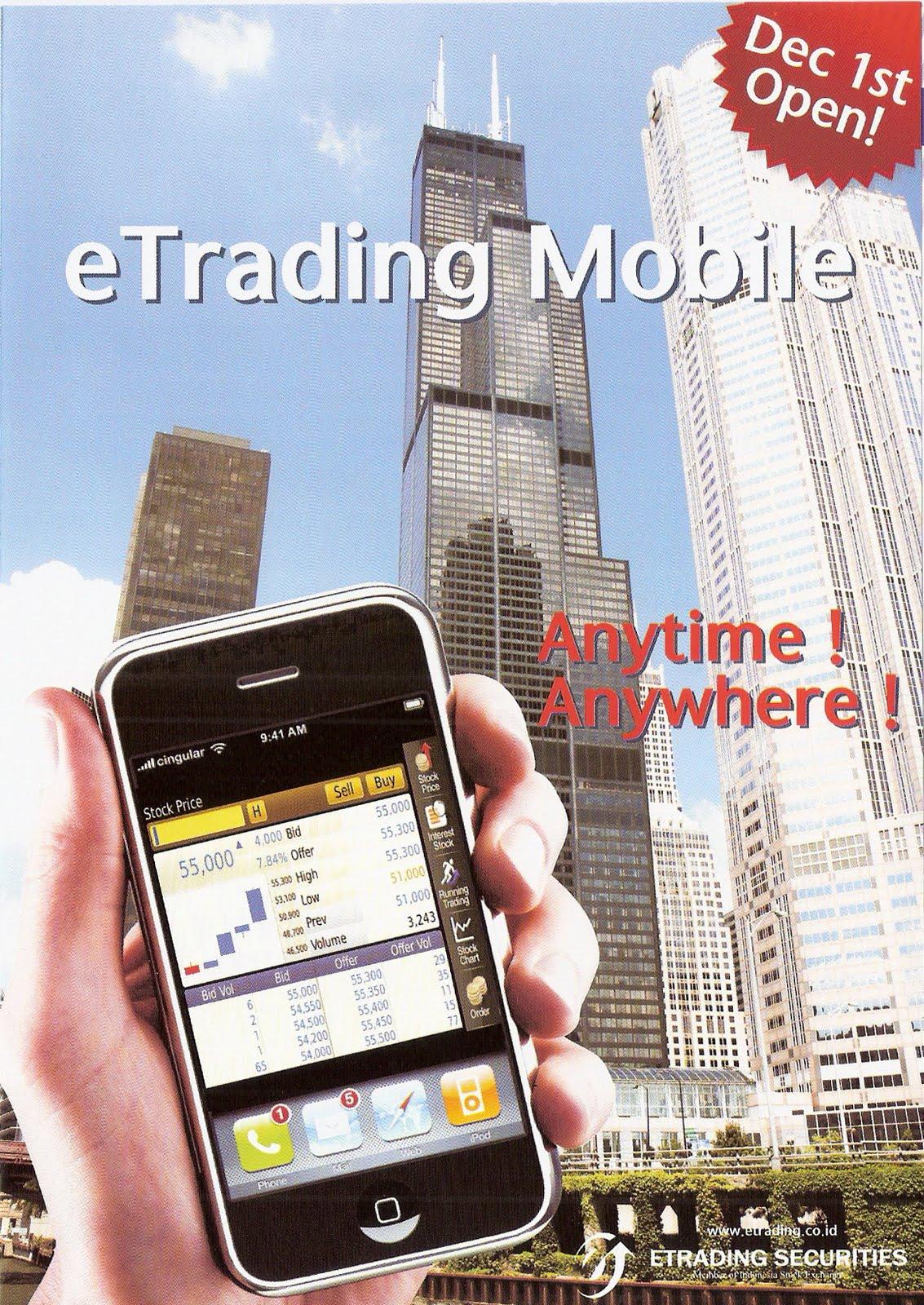 Pt etrading securities jakarta