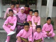 Kenangan bersama Anak-anak Yatim Darussakinah, Chenderong Balai, Teluk Intan.