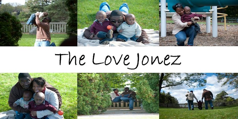 The Love Jonez