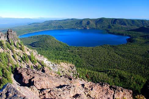 paulina peak height