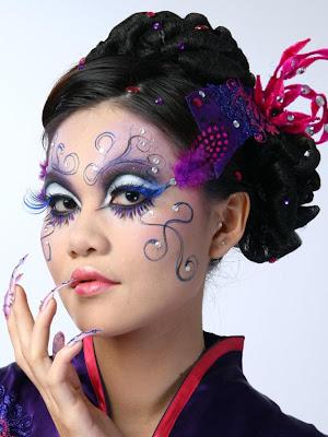 fantasy makeup gallery. fantasy makeup photos. fantasy