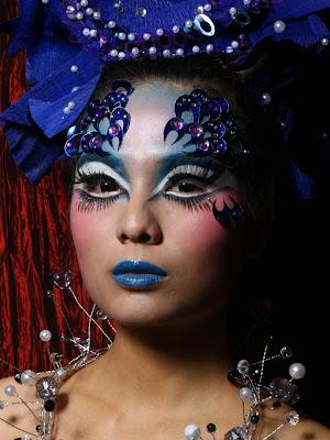 fantasy makeup photos. Fantasy Makeup Stage Show