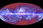 A primeira fotografia do Universo tirada pelo Planck (ESA)