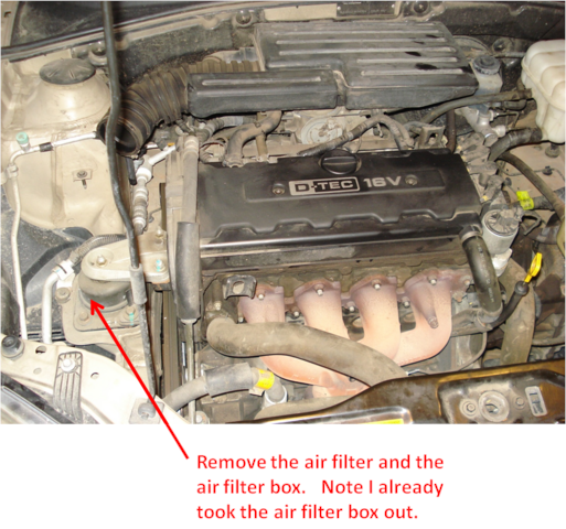 2004 Suzuki Forenza Engine Diagram