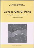 La Voce Che Ci Parla (Antologia di poesia europea contemporanea)