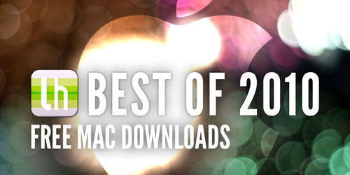 best free mac downloads 2010