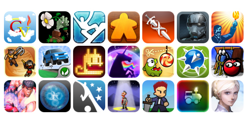 best iPhone games 2010