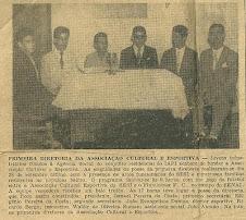 Presidência do ACES-SESI-MG em 1958