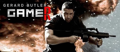 Gamer Movie with Gerard Butler