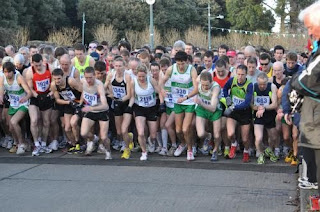 Runssel Advanced Jogging Racereport Annual Raheny