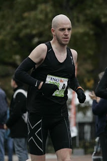 Runssel Advanced Jogging Racereport New York City Marathon