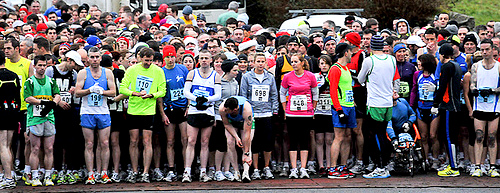 Runssel Advanced Jogging Racereport Clonakilty Waterfront