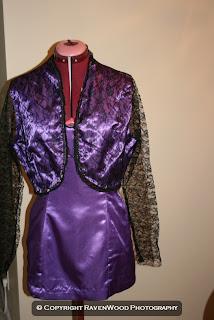 short gothic dress