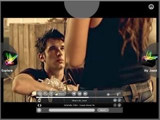 Video-clip no Joost