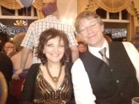 Estefania and Brian