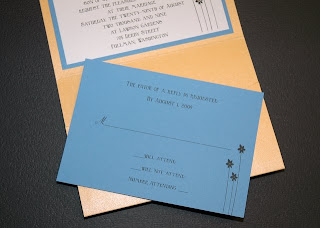 Minimalist Design For Wedding Invitations