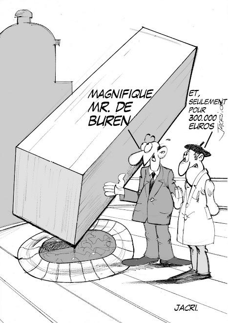 MONSIEUR DE BUREN