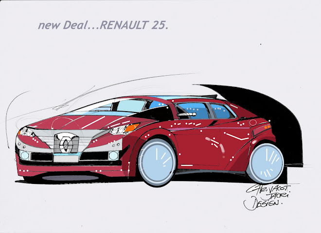 NEW RENAULT 25.